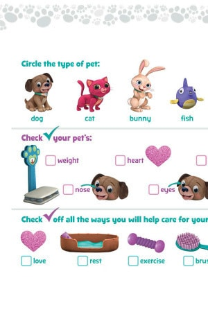 Pet Vet Check-up Checklist