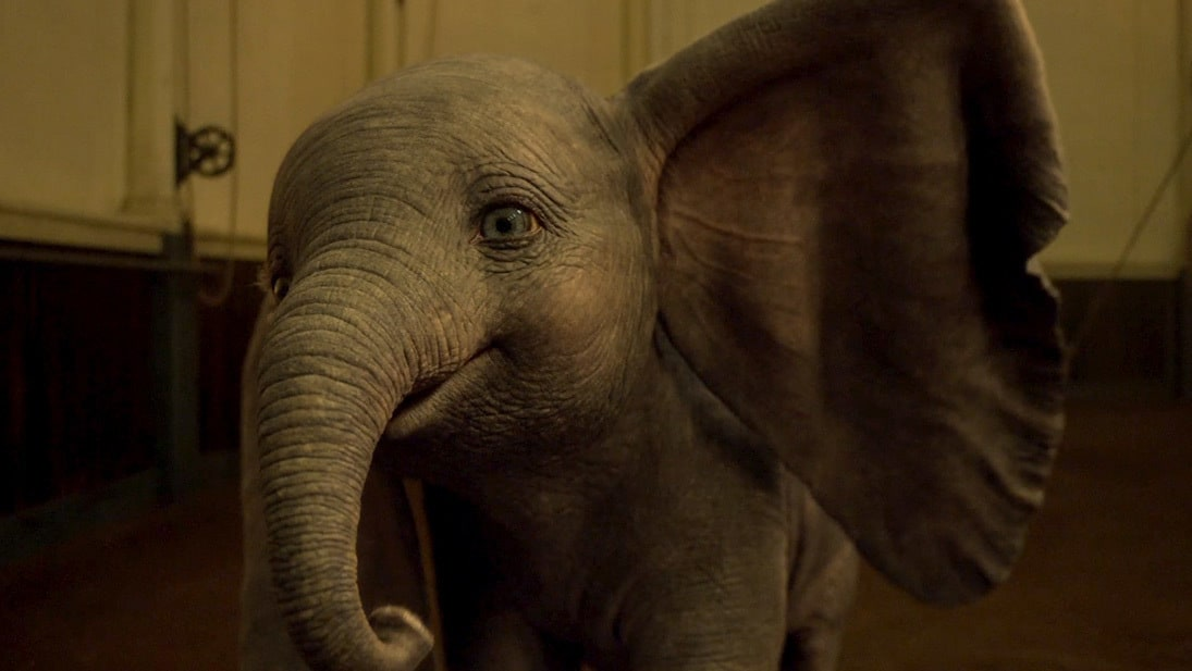 Dumbo | Watch the new Dumbo trailer - Take Off