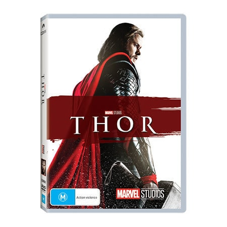 Thor DVD - Exclusive to Big W