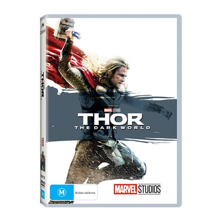 Thor: The Dark World DVD - Exclusive to Big W