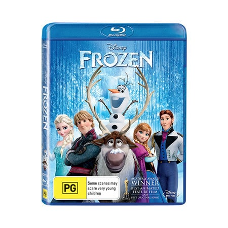 Frozen on Blu-ray™