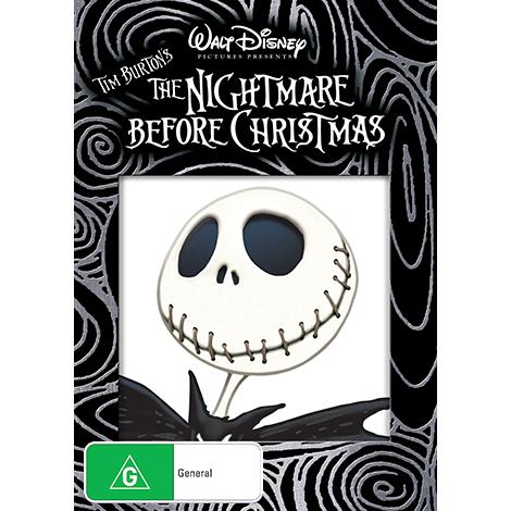 digital - Nightmare Before Christmas Disney