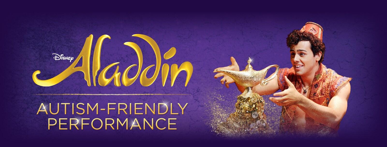 Live Shows: Aladdin The Musical - Aladdin AFP