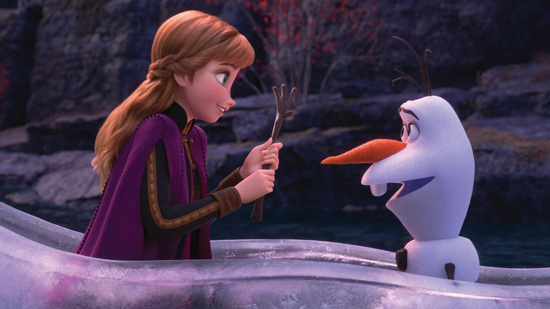 Frozen 2   Watch the official trailer