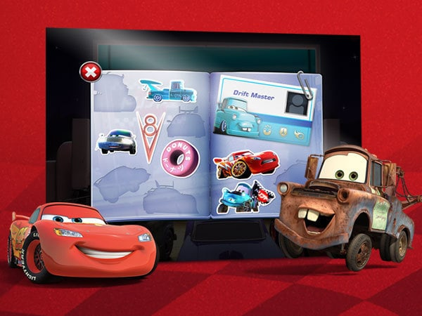 Cars: Tooned Up Tales Gallery