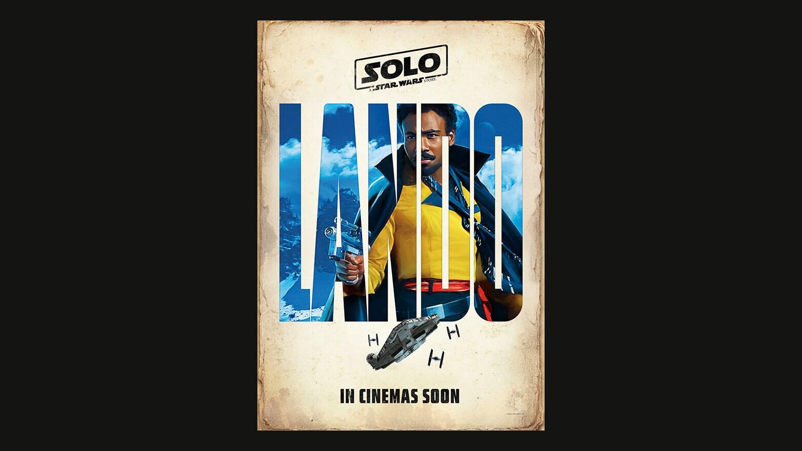 Character Poster - Lando