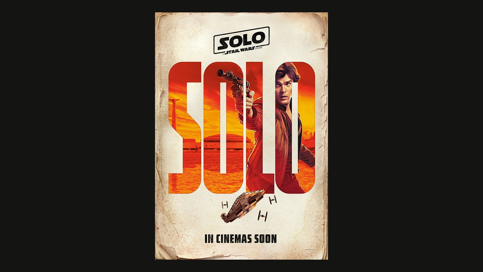 Character Poster - Solo