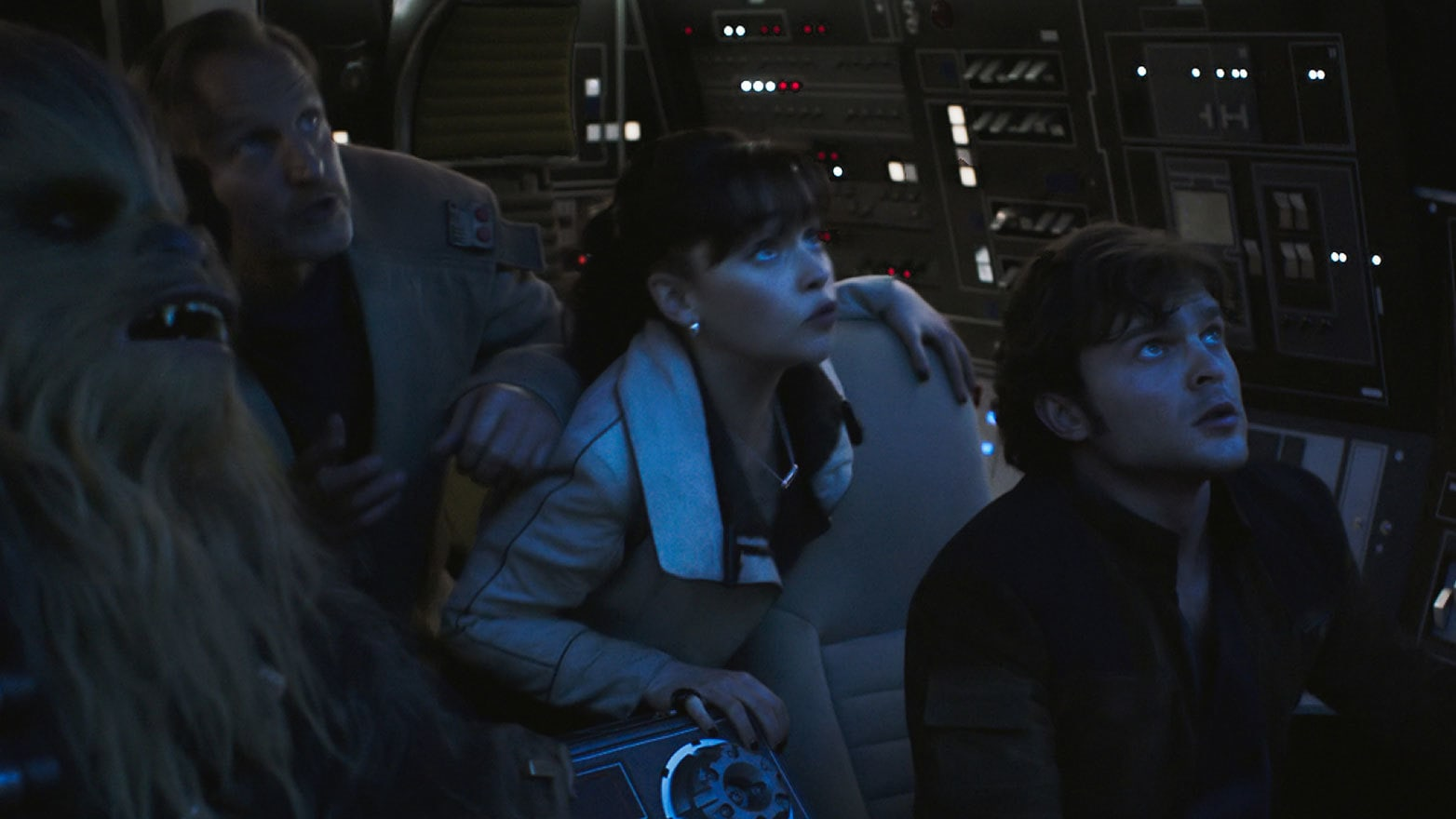 The Solo A Star Wars Story Cast