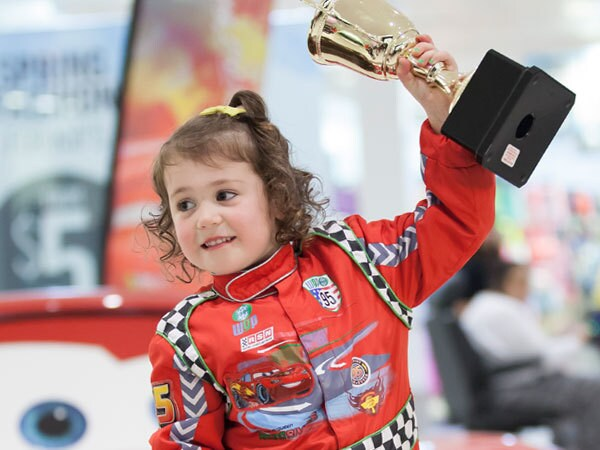 Lightning McQueen's Number 1 Fan Competition