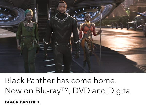 Buy Black Panther to watch at home