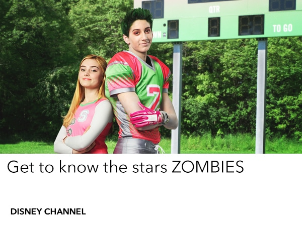 DCOM Fans, we need to talk about ZOMBIES