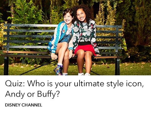 Disney Channel - Andi Mack Quiz - TV Slider - Homepage AU