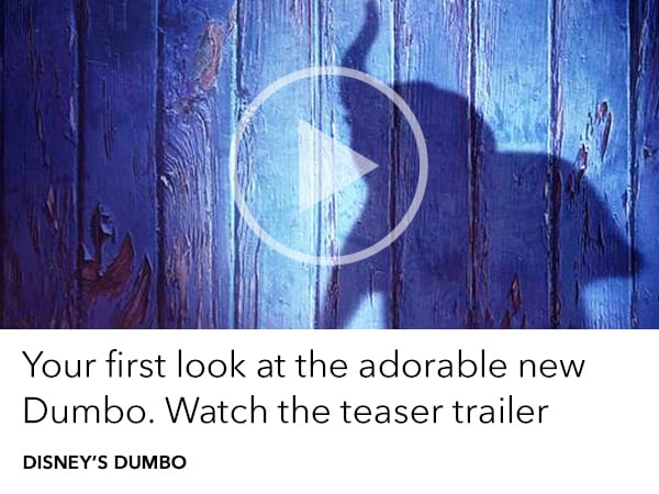 Your first look at adorable Dumbo
