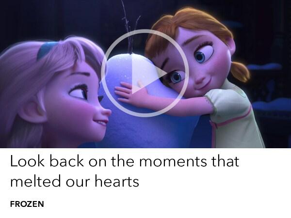 Watch Frozen videos together