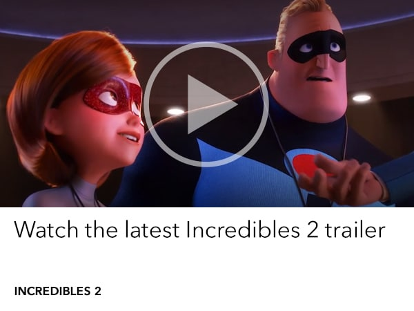 Watch the new Incredibles 2 official Australian trailer