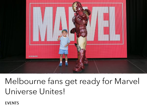Marvel - Universe Unites - Iron Man and boy