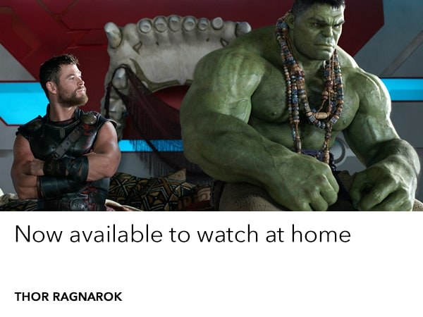 Thor Ragnarok HE on Digital