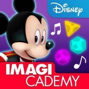 Imagicademy: Mickey's Shapes Sing-Along