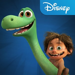 The Good Dinosaur: Dino Crossing