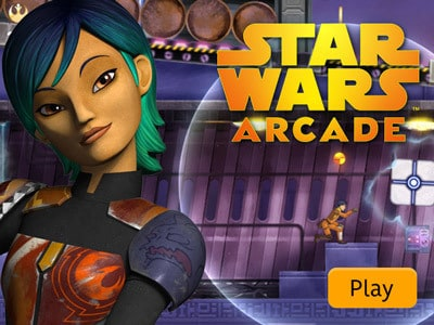 Star Wars Arcade: Star Wars Rebels - Team Tactics