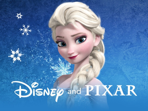 AU - Disney and Pixar - Elsa - Franchise Page - Product - Ext Link