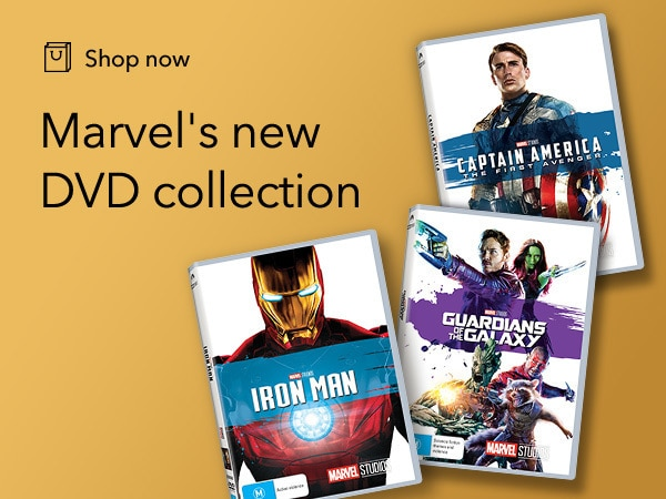 Shop the Marvel: The First 10 Years movie collection