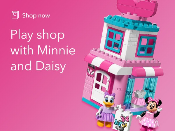 Minnie - LEGO DUPLO - Bowtique - Game Size Stream - Retailer Link - Shop - AU