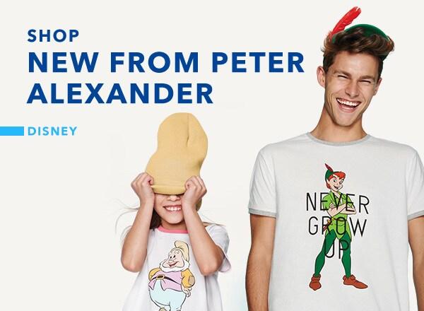 It's off to sleep we go in PJs from Peter Alexander