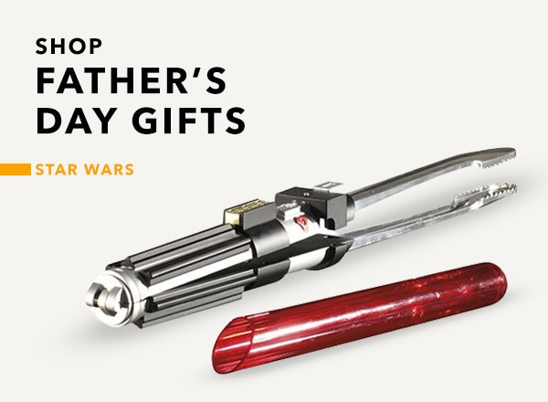Grab a gift for the best dad in the galaxy