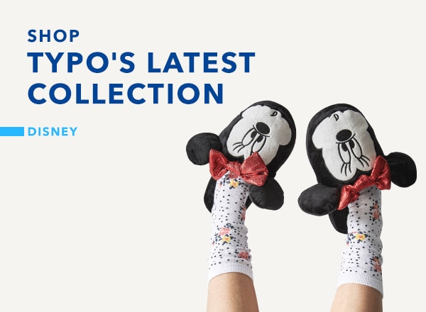 Mickey's 90th Typo Collection