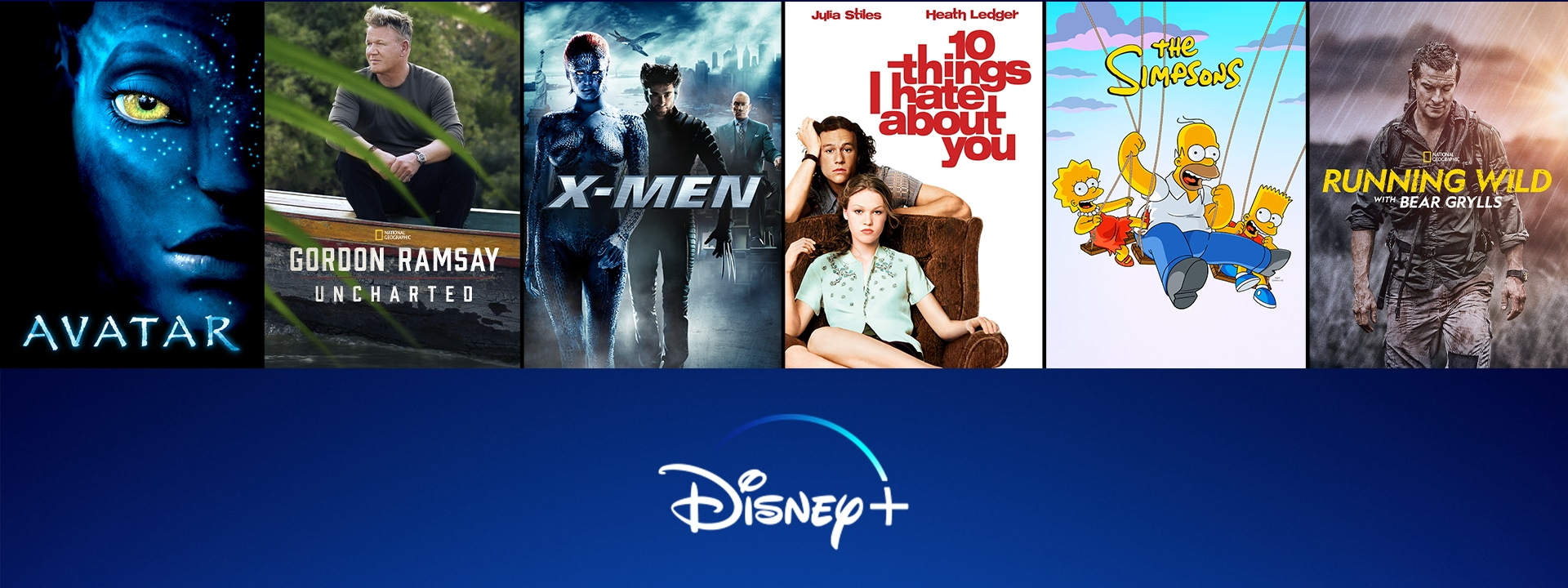 Learn more about Disney+