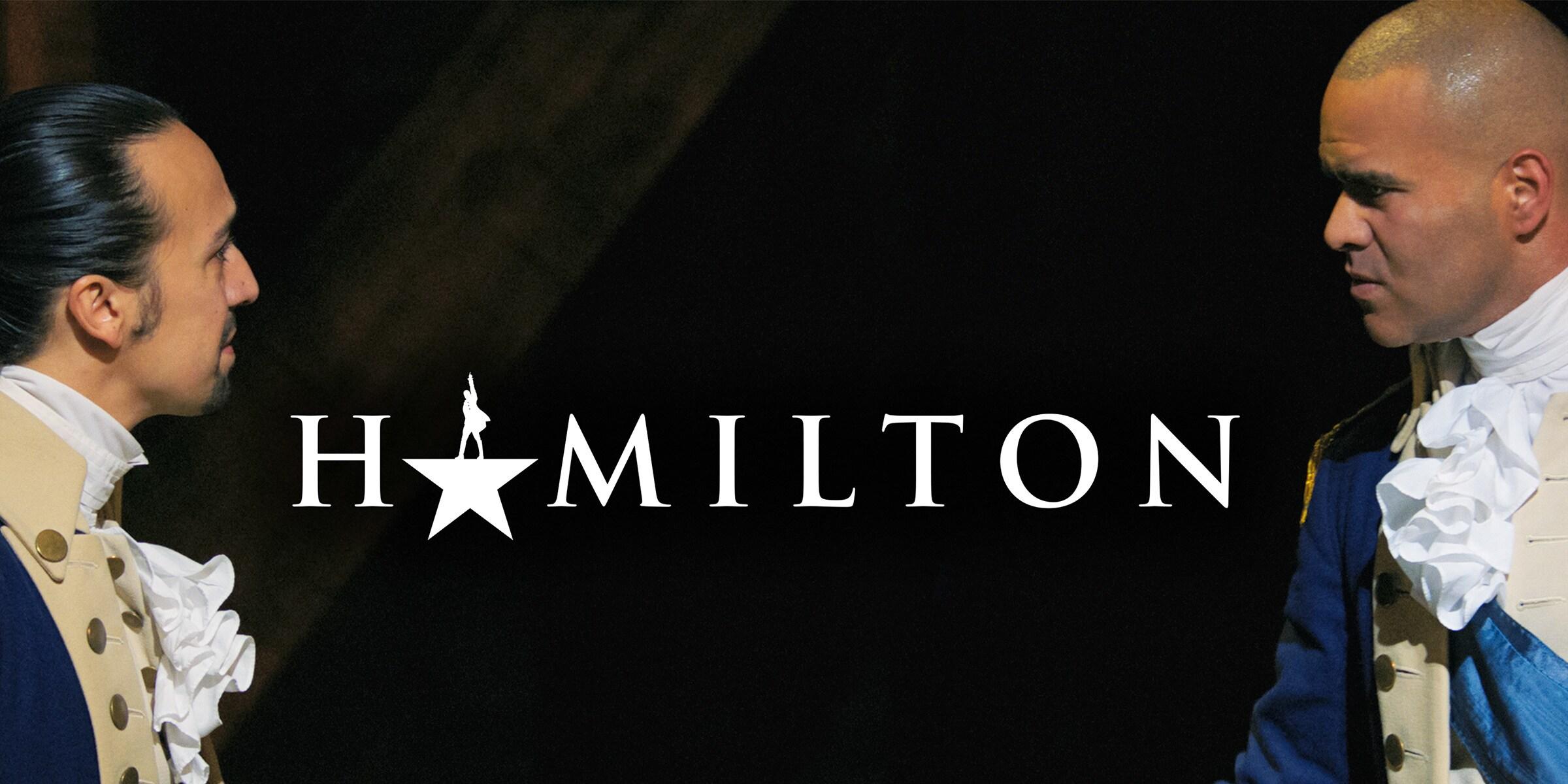 Hamilton is now streaming on Disney+
