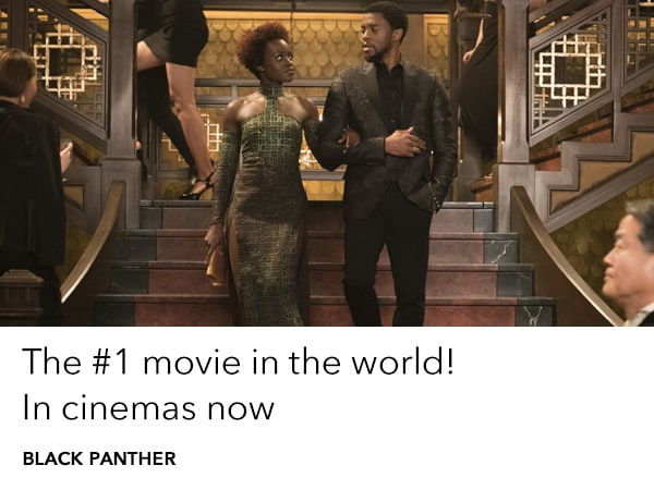 Marvel Studios' Black Panther - Get tickets to the #1 movie in the world