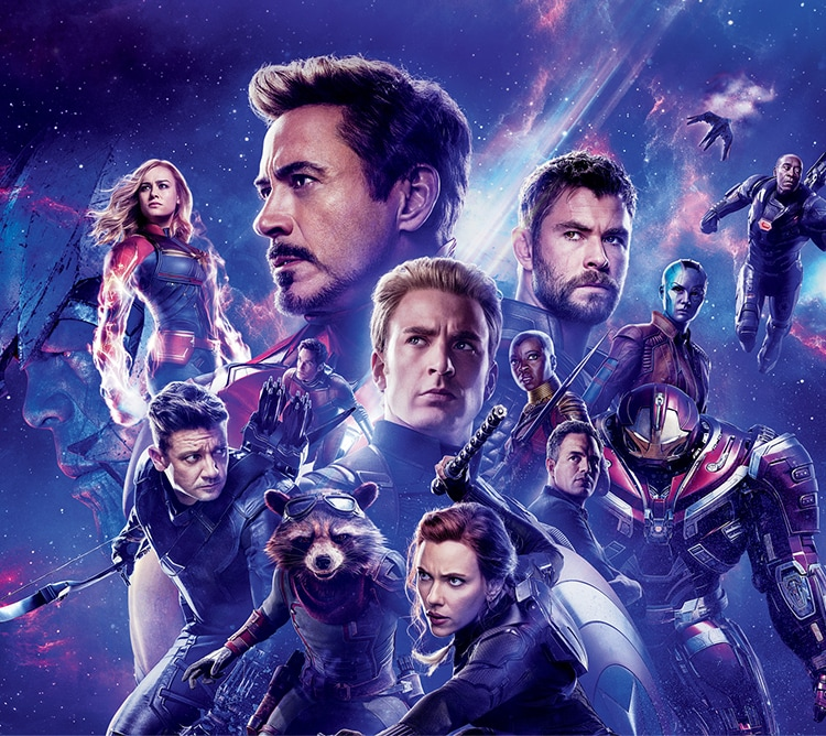 Avengers Endgame Watch It At Home Disney Australia New Zealand