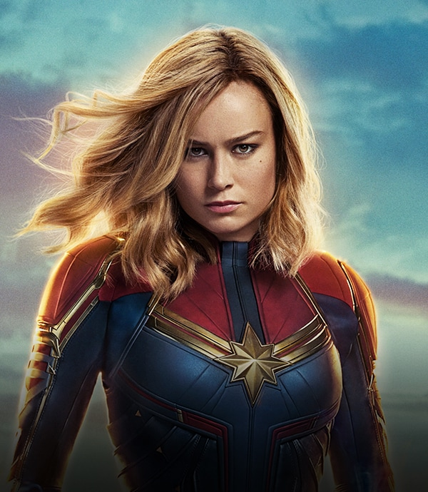 Captain Marvel - Meet Carol Danvers