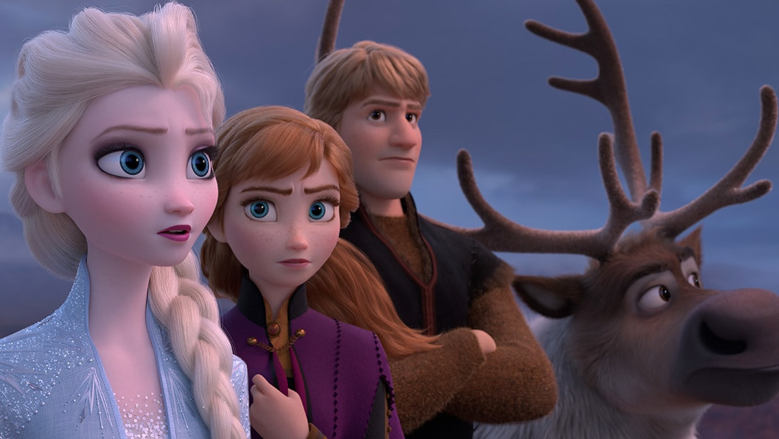 Frozen 2| Watch the first teaser trailer