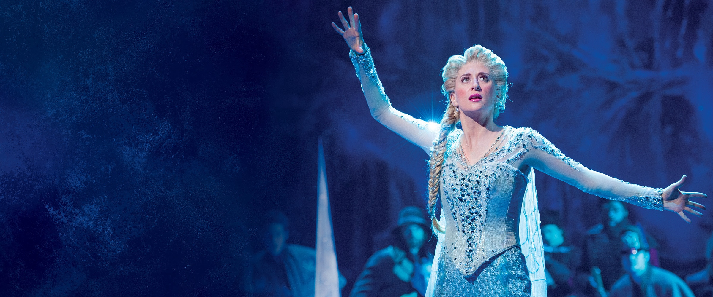 Frozen The Musical | Elsa | hero