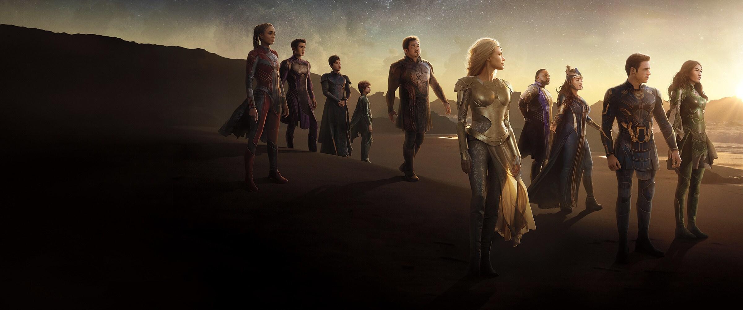 Marvel Studios' Eternals | In cinemas 4 November