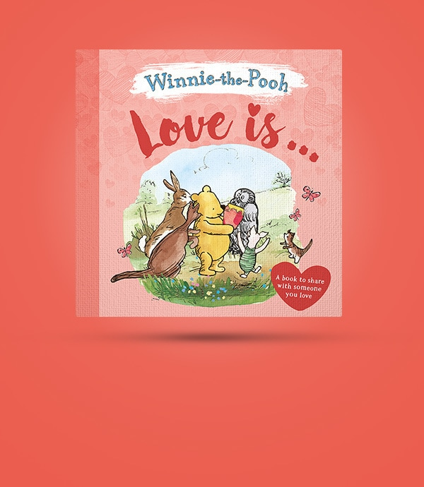 Love Is by Pooh
