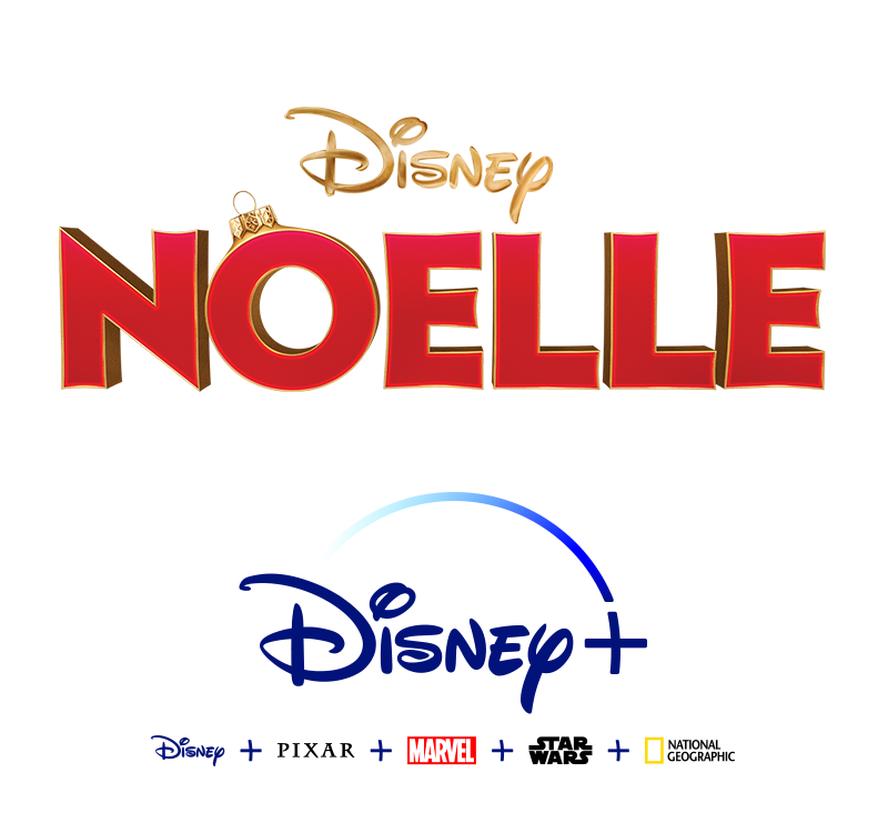 DisneyPlus - Homepage Hero - Noelle title
