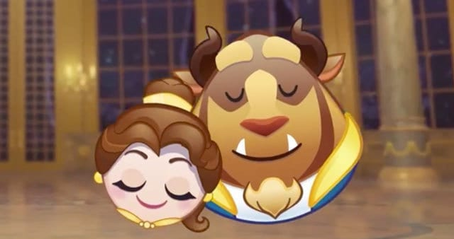 Beauty And The Beast: As Told By Emoji