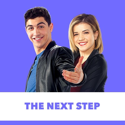 The Next Step Comp - Top 4 Dance Moves
