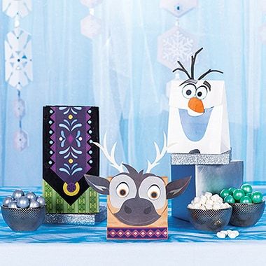 Frozen Party Goodie Bags