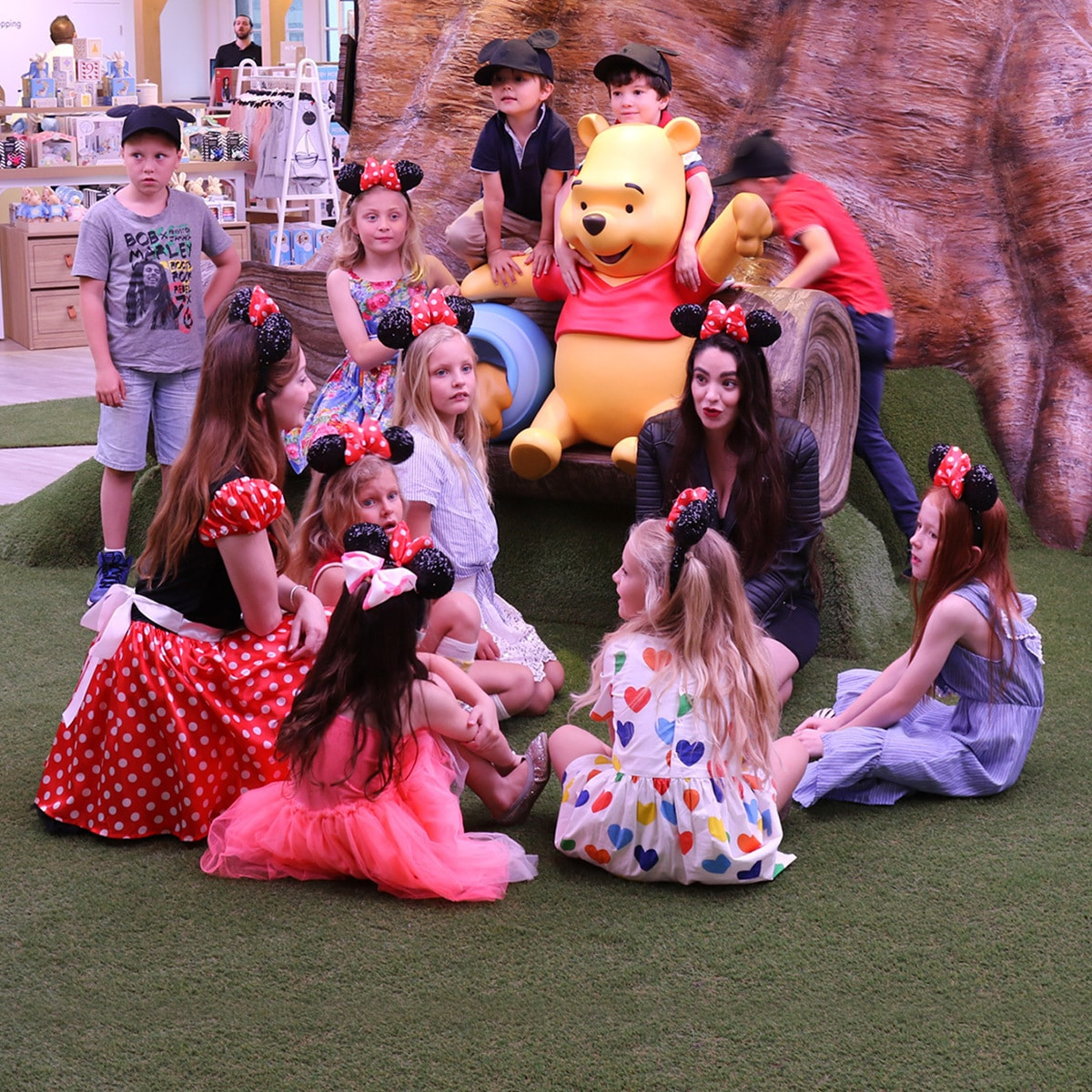 Disney Kids at David Jones | Plan A Visit