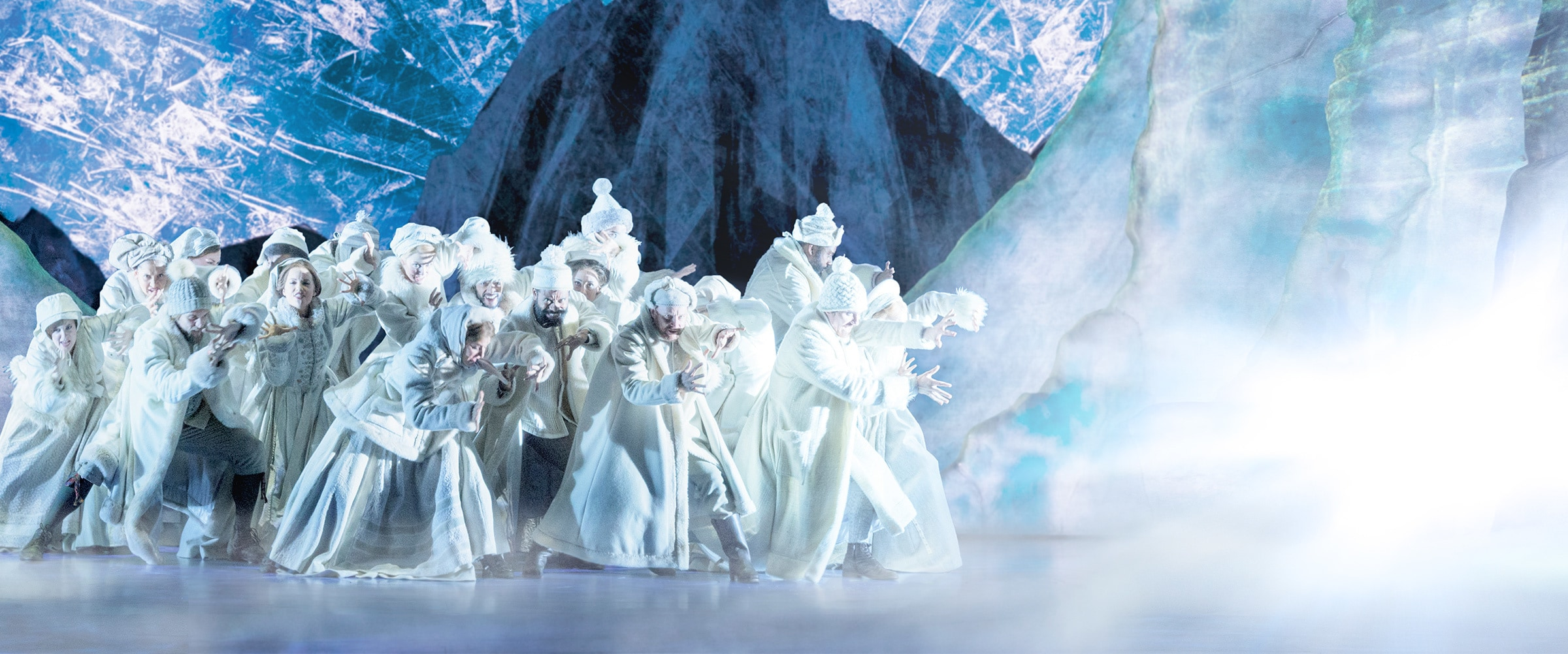 Frozen The Musical | Group | hero