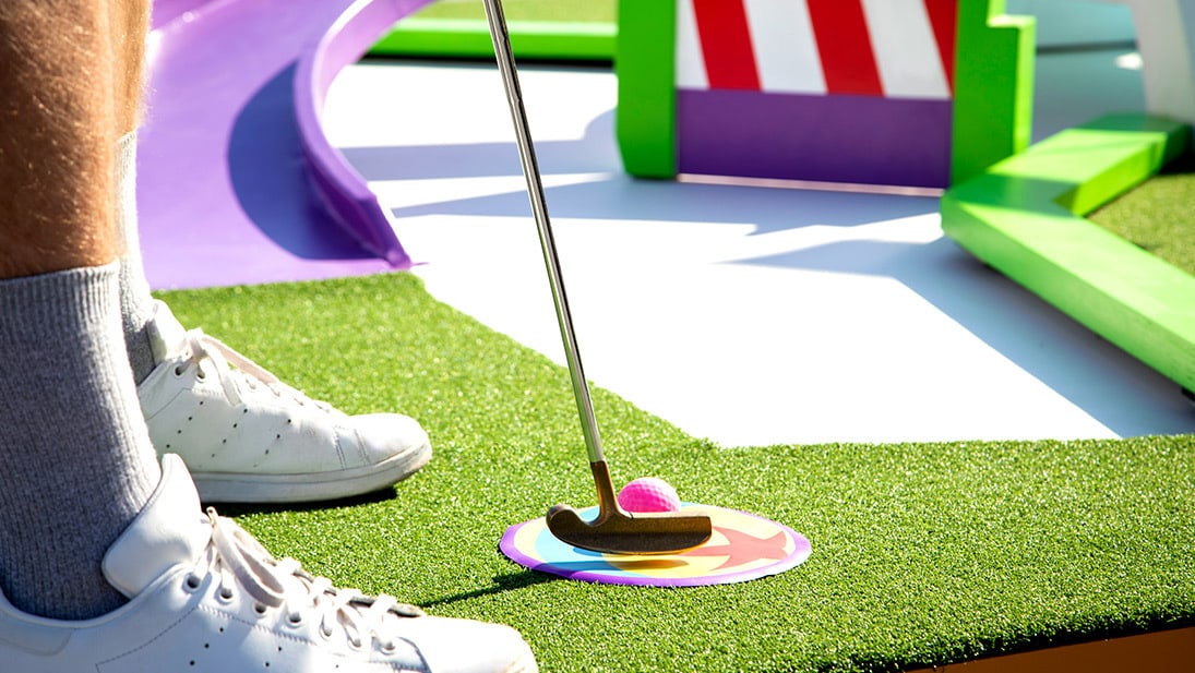 Pixar Putt in Sydney | Book Now