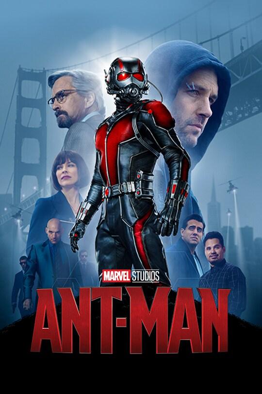 Marvel Studios' Ant-Man poster