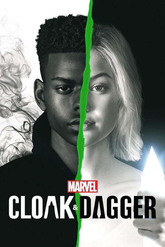 Marvel's Cloak & Dagger poster