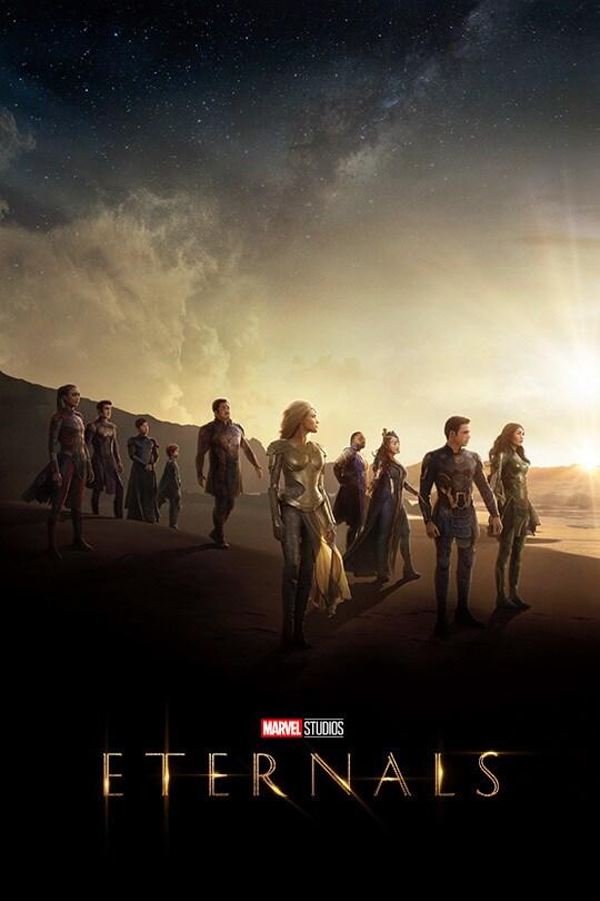 Marvel Studios' Eternals poster