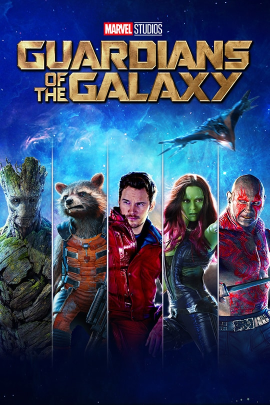 Marvel Studios' Guardians of the Galaxy poster